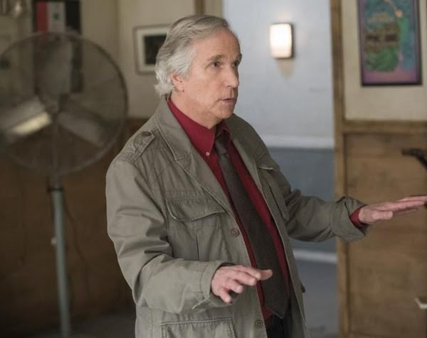 Henry Winkler en Barry