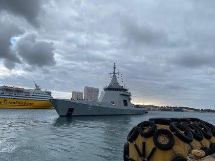 Argentina Inicia construccion de Patrulla Oceanica en Francia - OPV - Acuerdo de 4 Patrullas con Naval Group Frances I2HXUZ5ORFESPPHEHQAS3GF3FA