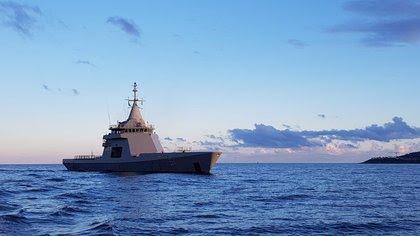 Argentina Inicia construccion de Patrulla Oceanica en Francia - OPV - Acuerdo de 4 Patrullas con Naval Group Frances Z6GGA2XTQJC2VBYMNK72PR6SGM