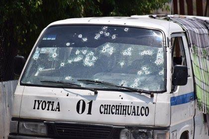 Guerrero - Matan en emboscada a comandante de la Policía Ministerial y Estatal en Guerrero 3LR6EVWAZ5CC7MFMHZIX76UDLM