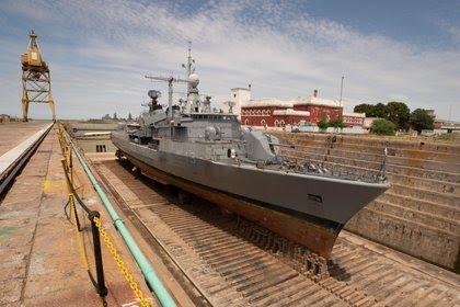 Puerto Belgrano - Donde late el corazón de la Armada Argentina SVYB3LUS5BGXNLBAXIZFQBG2IA