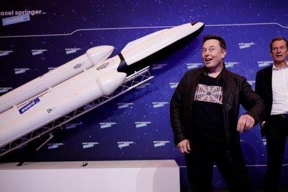 Tras superar a Jeff Bezoz, Elon Musk se convirtió en el hombre más rico del mundo (Foto: Reuters / Hannibal Hanschke)