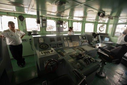 Puerto Belgrano - Donde late el corazón de la Armada Argentina N5KZR7T7JBC4BPKAHG6PBTXCAY