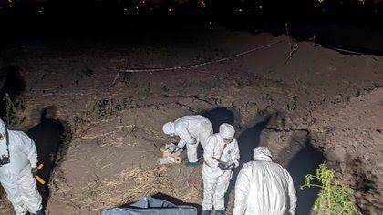 El cuerpo de la nena fue hallado a 400 metros de su casa (Ministerio Público Fiscal)