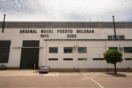Puerto Belgrano - Donde late el corazón de la Armada Argentina 3B222Y5MKREWZCV2NJJ373H6TU
