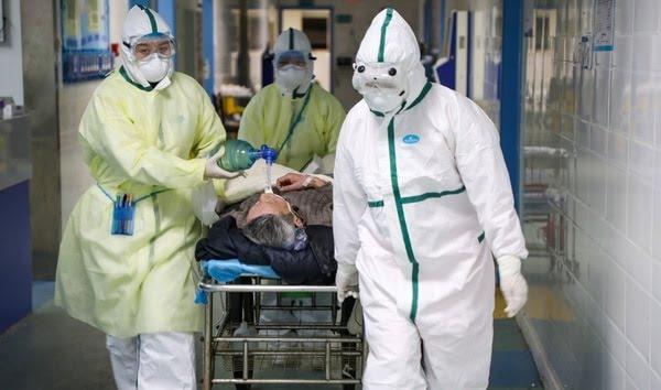Ya son más de 900 los muertos por el coronavirus en China (China Daily via REUTERS)