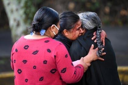 De acuerdo con las averiguaciones, una familia fue víctima de la percance de hoy.  (Foto: AFP)