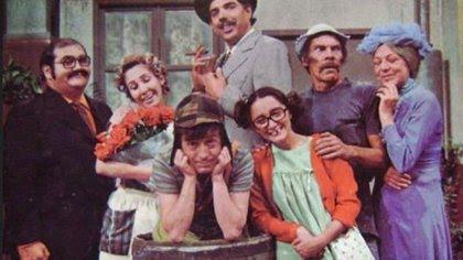 El Chavo del 8 es el proyecto más emblemático del actor y comediante (Foto: Archivo)