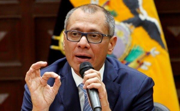 El ex vicepresidente ecuatoriano Jorge Glas, en prisión por corrupción