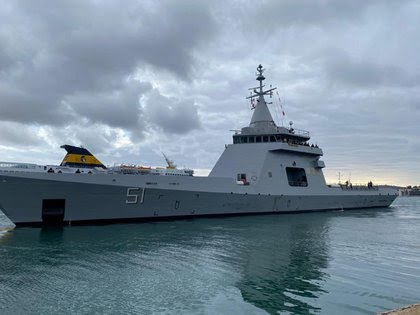 Argentina Inicia construccion de Patrulla Oceanica en Francia - OPV - Acuerdo de 4 Patrullas con Naval Group Frances YXMTGTFDE5CY7B5JAZJRZZM74I