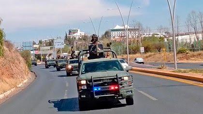Balacera de 3 días entre Zetas y CG, deja 46 muertos en Zacatecas. KALEMN3MNFFXNIHMAE6UNCHLSU