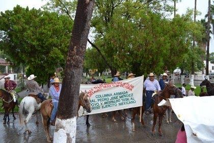 Columna Armada Pedro José Mendez (grupo ciudadano expulsa a narcos del municipio de Hidalgo, Tamaulipas) KZXOD5M7SZCAHFU3JJD7GQNEQA