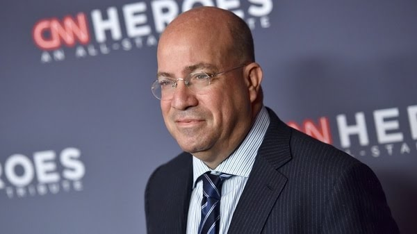 Jeff Zucker, presidente de la CNN (Photo by Anthony Behar/Sipa USA)