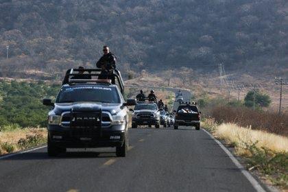 """Surge """"La Nueva Familia"""" en Michoacán y declara la guerra al CJNG  - Página 2 VIMP3SI27ZH6X5T7AXL3556VYE"""