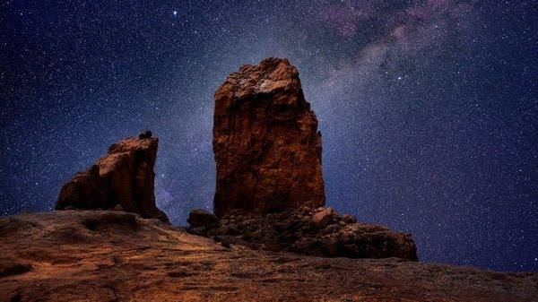 Este pacífico paraíso es ideal para las caminatas y la observación de estrellas (iStock)