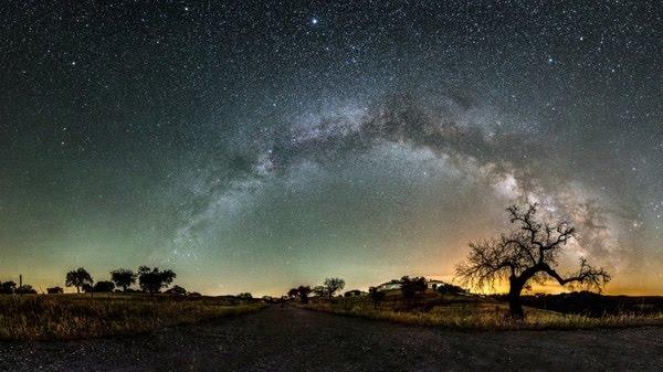 Es un mundo mágico para descubrir las estrellas (iStock)