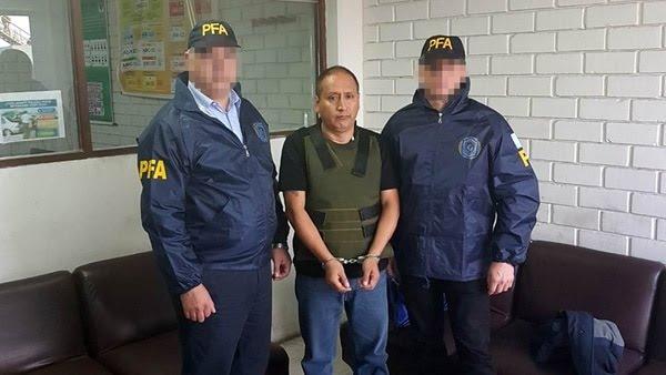 Ruti Mariños, peruano, capo narco de la Villa 31 bis